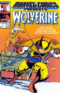 Marvel Comics Presents (1988 series) #5, VF+ (Stock photo)