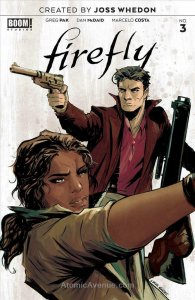 Firefly (Boom!) #3 VF/NM; Boom!   save on shipping - details inside