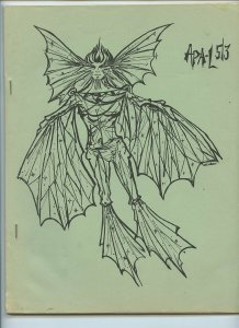 APA-L #513 – Fanzine from the Los Angeles Science Fantasy Society (March 1975)