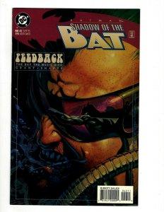12 Batman Shadow of the Bat DC Comics # 42 43 44 45 46 47 48 49 50 51 52 53 SR3