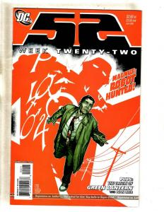 11 52 DC Comic Books # 22 23 24 25 26 27 28 29 30 31 33 Batman Superman MF13