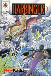 Harbinger (1992 series) #0, NM + (Stock photo)