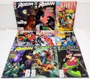 ROBIN Comic Lot of (9)