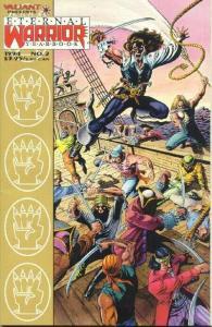 Eternal Warrior (1992 series) Yearbook #2, NM + (Stock photo)