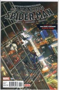 The Amazing Spider-Man #6 (2016) JW321