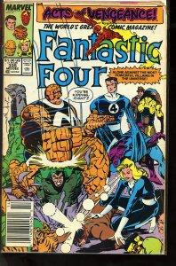 Fantastic Four #335 (1989)