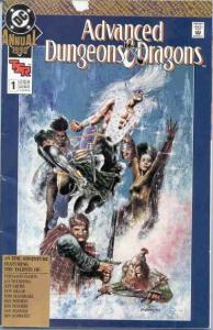 Advanced Dungeons & Dragons Annual #1, NM- (Stock photo)