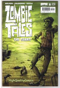 ZOMBIE TALES The Series #8,Undead,Walking Dead,2008, NM