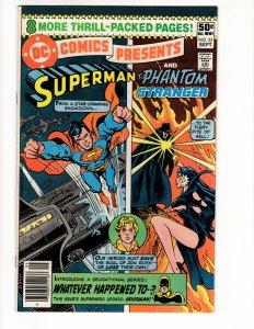 DC Comics Presents #25 (VF+) 1980 Superman Phantom Stranger