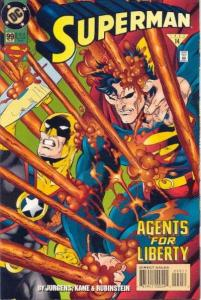 Superman (1987 series) #99, NM + (Stock photo)