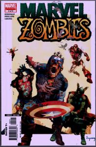 Marvel Zombies #2 - 9.0 or Better
