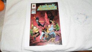 1993 valiant comics archer & armstrong # 21