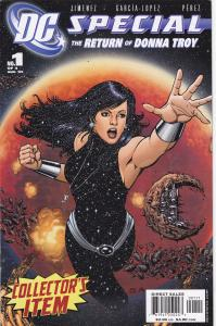 DC Special: The Return of Donna Troy #1