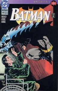 Batman (1940 series) #499, VF+ (Stock photo)