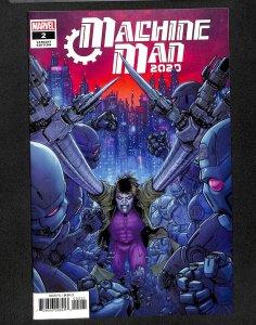 Machine Man 2020 #2