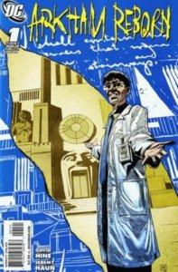 ARKHAM REBORN #1 DC NEW 52