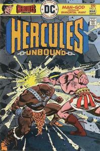 Hercules Unbound #3 VG; DC | low grade comic - save on shipping - details inside