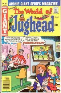 ARCHIE GIANT SERIES (1954-1992)251 VF-NM   October 1976 COMICS BOOK
