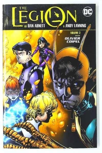 Legion Lost (2000 series) Trade Paperback #1, NM + (Stock photo)