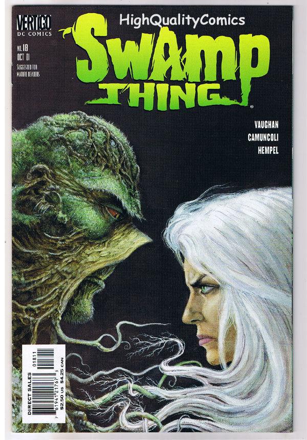 Vertigo Vol 3 Swamp Thing   #2   NM-