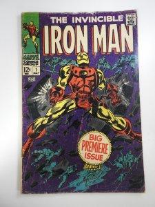 Iron Man #1 (1968)