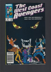 West Coast Avengers HUGE LOT Over 40 Books!