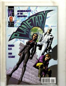 12 Planetary Comics #1 3 4 7 8 9 10 11 12 13, Ruling the World #1, JLA #1 J344