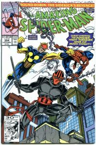 AMAZING SPIDER-MAN #354 1991-MARVEL COMICS NM-
