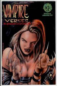 VAMPIRE VERSES #1, Blood, Demons, Horror, 1995, NM-, more Horror in store