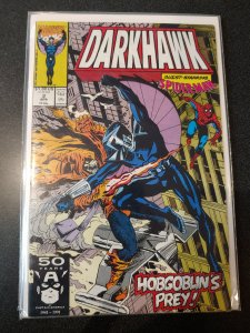 DARKHAWK #2 2ND APPEARANCE OF DARKHAWK