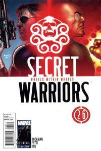 Secret Warriors (2009 series) #26, NM (Stock photo)