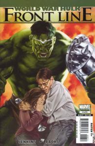 World War Hulk: Front Line #6 FN; Marvel | save on shipping - details inside