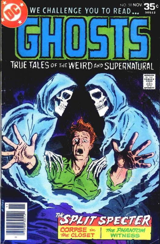 Ghosts #58 FN; DC | save on shipping - details inside