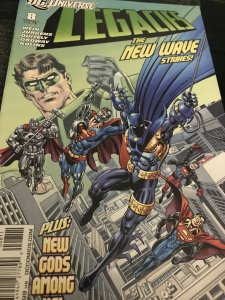 DC Legacies #8 The New Wave Mint