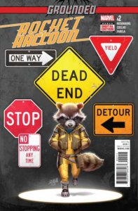Rocket Raccoon (2017 series) #2, NM (Stock photo)