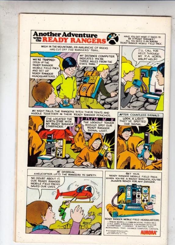 Kamandi the Last Boy on Earth #13 (Jan-74) NM- High-Grade Kamandi