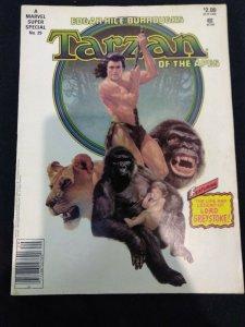 Marvel Comics Edgar Rice Burroughs' Tarzan of the Apes #29 NM-