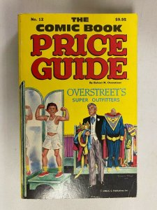 Overstreet price Guide #12 Softcover 6.0 FN (1982)