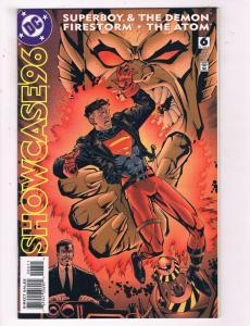 Showcase 96: Superboy & The Demon #6 VF DC Comics Comic Book July 1996 DE23