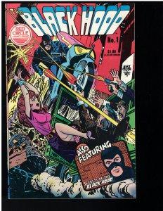 Black Hood #1 (Red Circle, 1983)