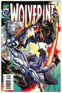 Wolverine #96 (Marvel, 1995) NM-