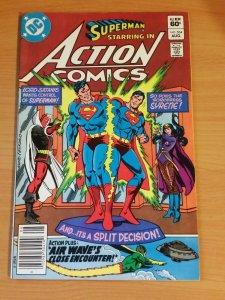 Action Comics #534 Superman! ~ VERY FINE - NEAR MINT NM ~ 1982 DC COMICS