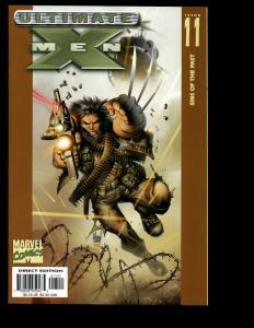 Lot of 12 Ultimate X-Men Marvel Comics 11 12 13 14 15 16 17 18 19 20 21 22 J338