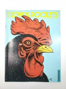 LOVE and ROCKETS No. 29 Fantagraphics 1st Printing 1989 Adult Comic Magazine