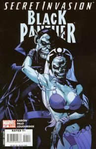 Black Panther (Vol. 3) #41 VF; Marvel | save on shipping - details inside