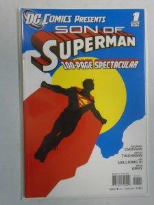 DC Comics Presents Son of Superman #1 8.0 VF (2011)
