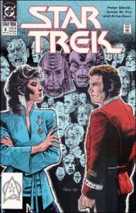 DC STAR TREK (1989 Series) #6 NM