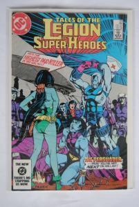 Legion of Super-Heroes 316