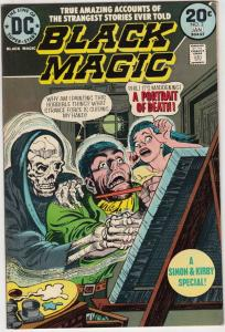 Black Magic #2 (Jan-74) VF/NM High-Grade