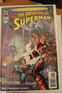 Adventures of Superman 563 9-4-nm